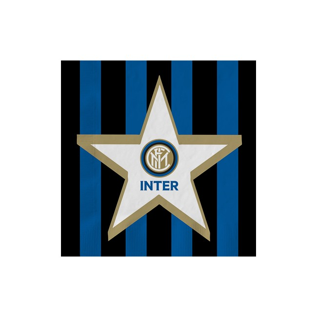 Tovagliolo 33 x 33 cm, Inter