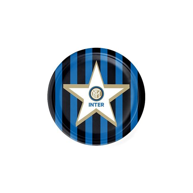 Piatto 18 cm, Inter