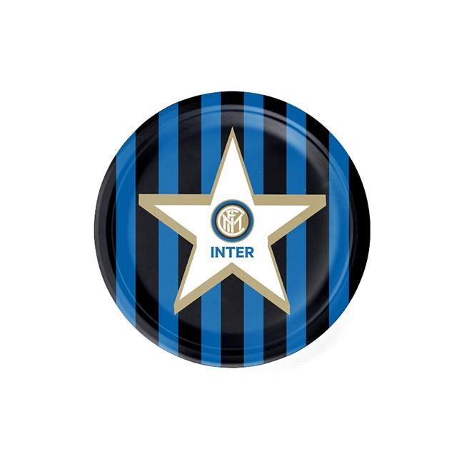 Piatto 23 cm, Inter
