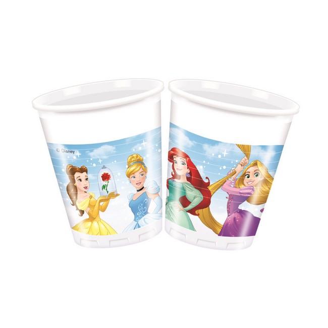 Bicchiere plastica 200 ml...