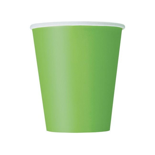 Bicchiere 266 ml Verde Lime