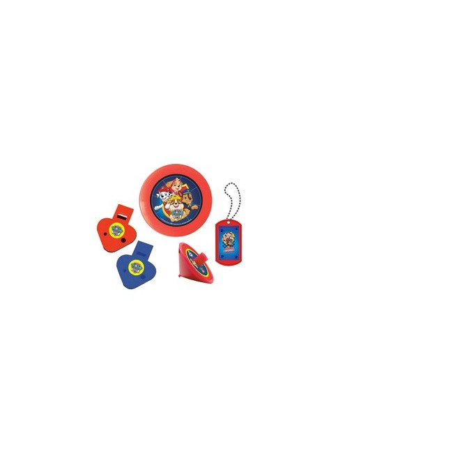 Set 24 Favors Paw Patrol