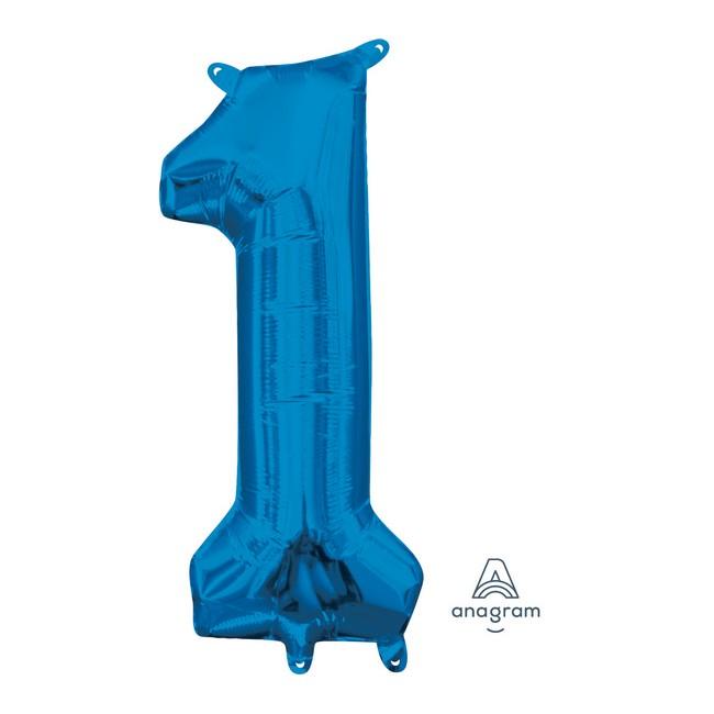 Azzurro - Palloncino foil...