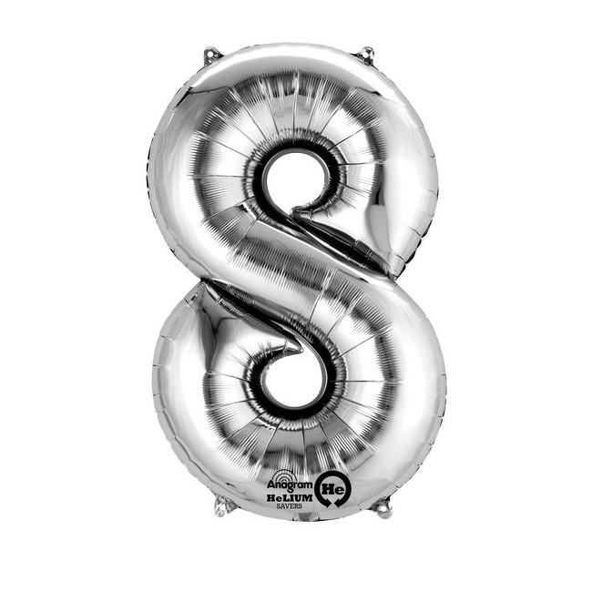 """Pallone foil Supershape 34""""..."""