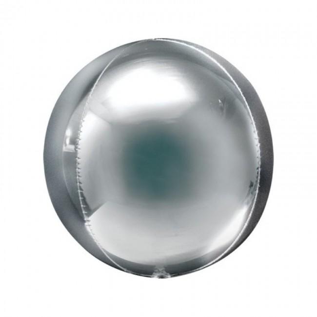 Argento - Pallone foil ORBZ...