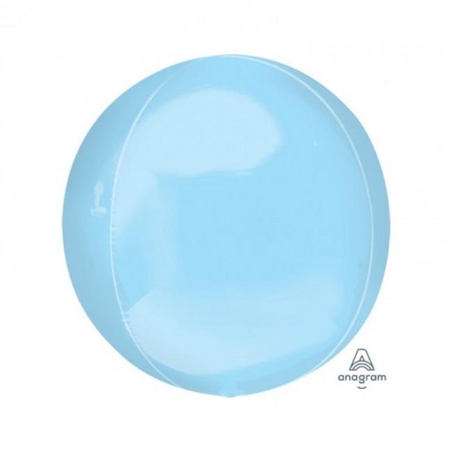 Azzurro - Pallone foil ORBZ...