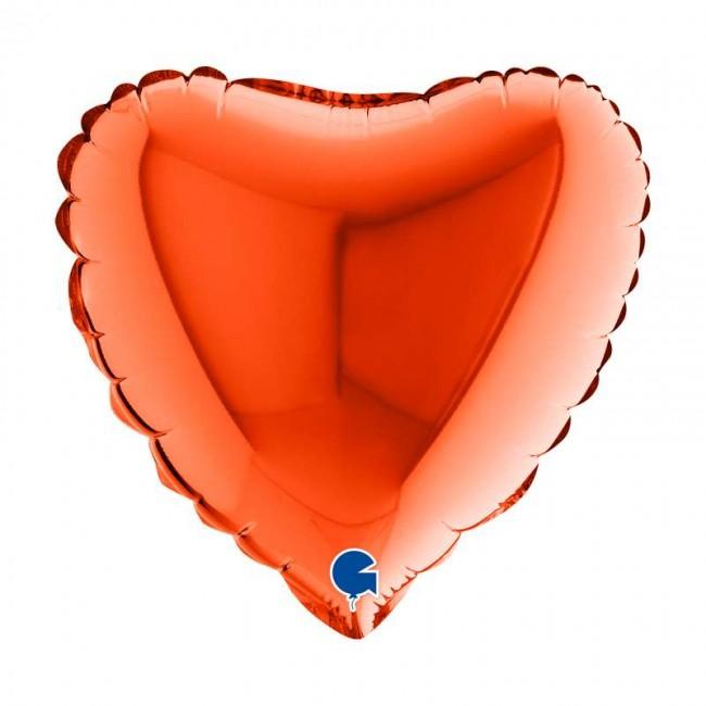 Arancione - Pallone foil...