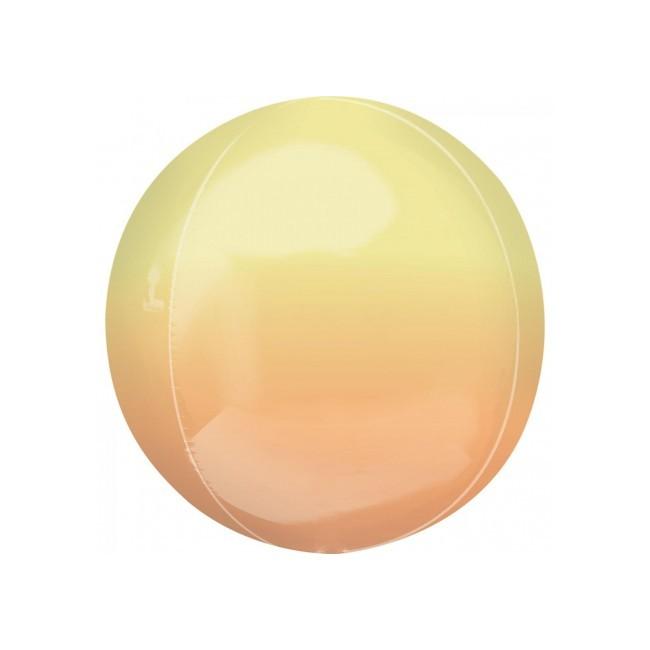 Giallo - Pallone foil ORBZ...