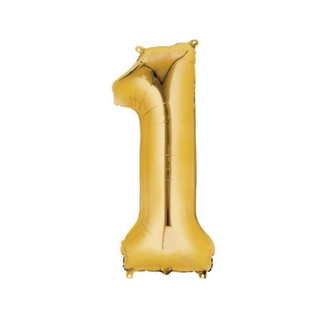 """Oro - Palloncino foil 14""""-..."""