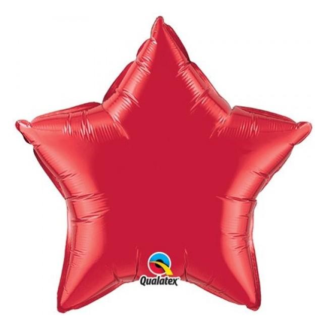 Rosso - Pallone foil...