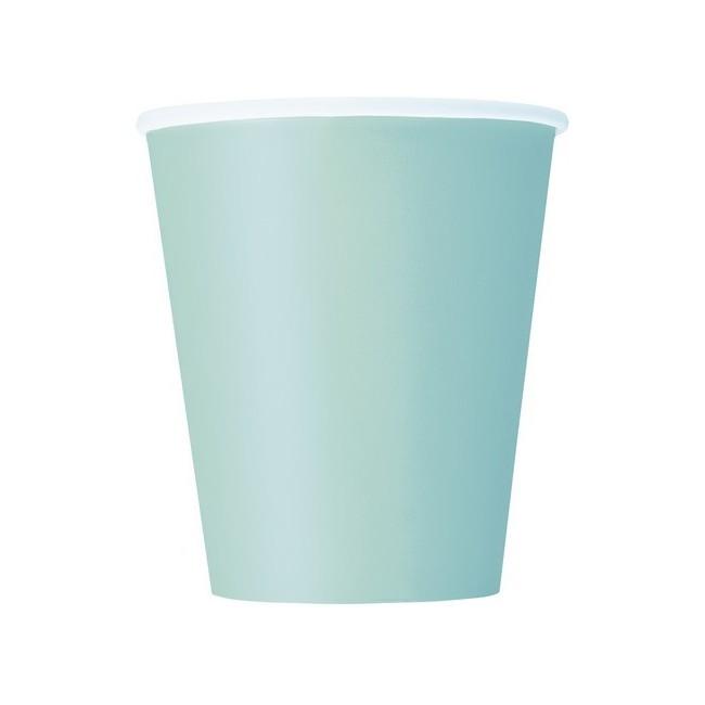 Bicchiere 266 ml Verde menta