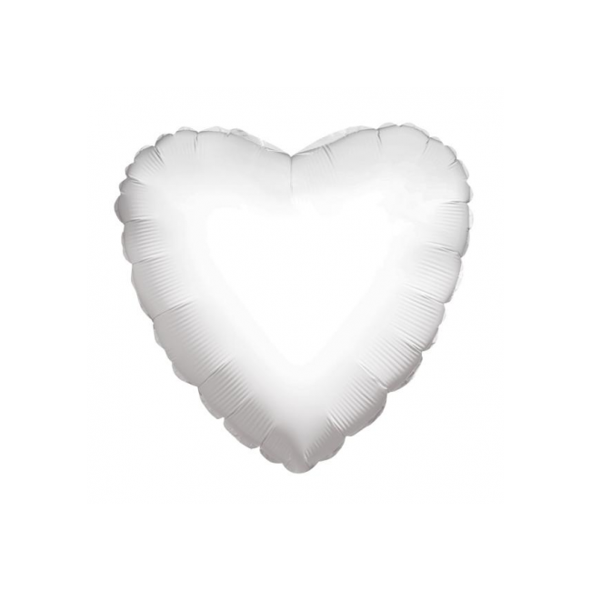 Bianco - Pallone foil...